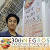 Migo Adecer of Starstruck 6 At The Negros Trade Fair