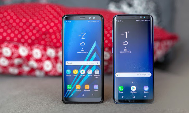 Samsung Galaxy A8+ (2018) Android PC Suite Free Download
