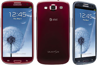 S3 in red color