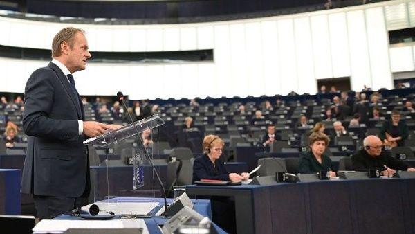 Unión Europea debatirá posibilidad de una extensión al brexit