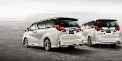 2017 Toyota Alphard Hybrid Review