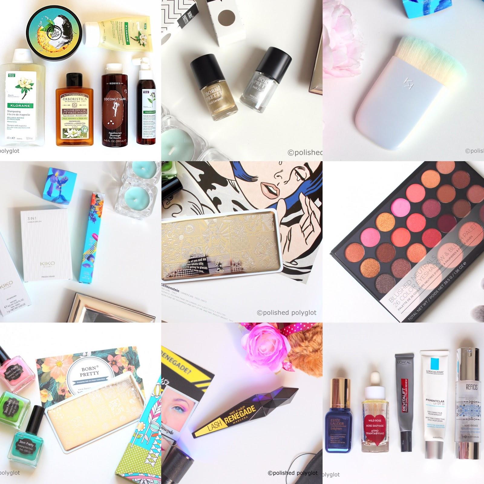 June 2017 Instagram Recap Nails Makeup Reviews Amp More
