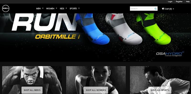 GSA Sport - Το πρώτο Premium ελληνικό αθλητικό brand