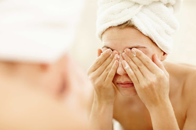 Beauty routine for brides