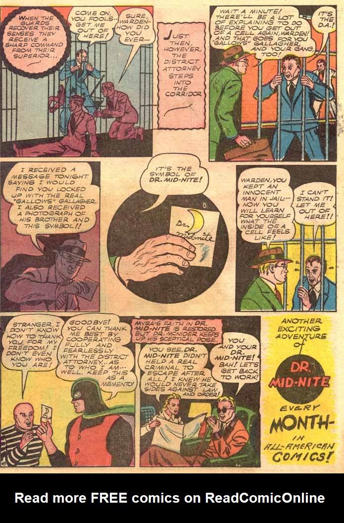 Read online All-American Comics (1939) comic -  Issue #27 - 33