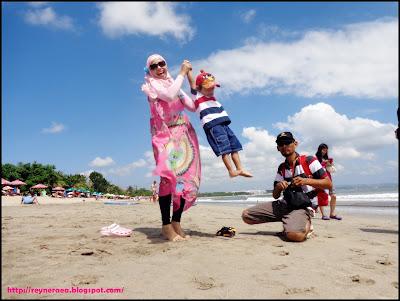 Seputar pantai kuta Bali