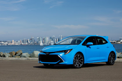 2019 Toyota Corolla Hatchback reviewed to supplant the CVT