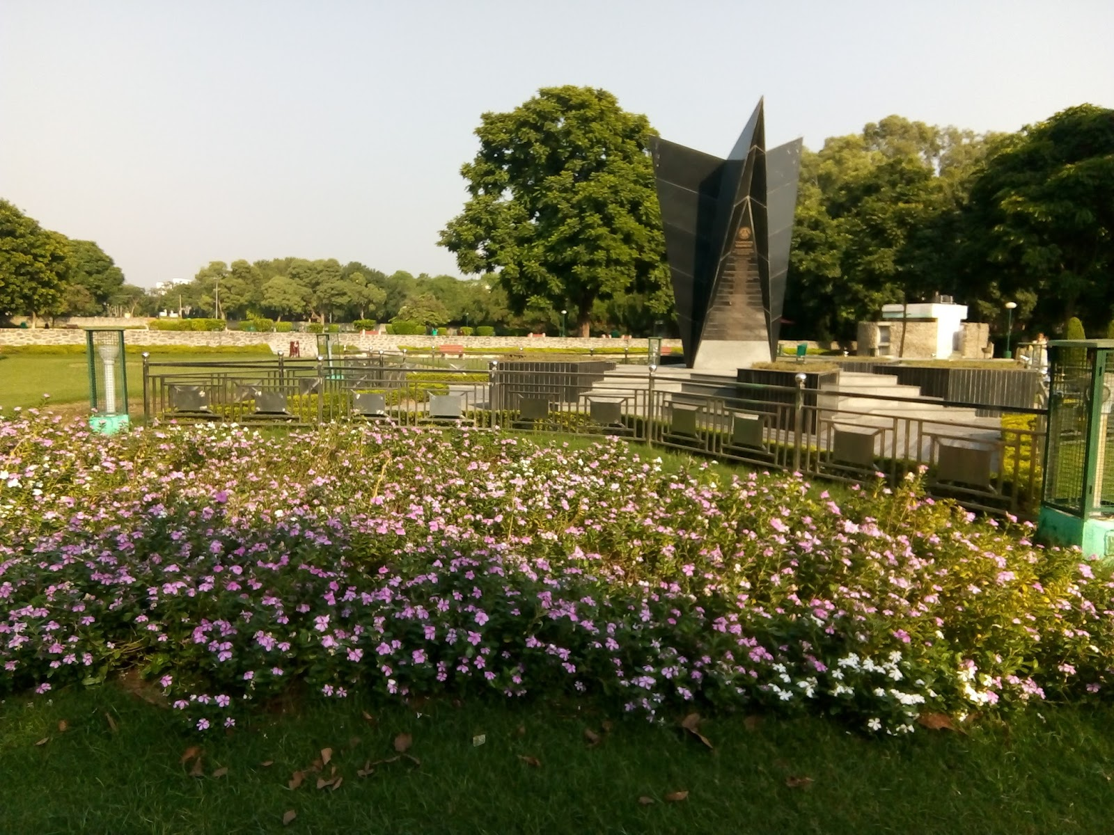THE CITY BEAUTIFUL CHANDIGARH HISTORY FACTORS: TERRACE GARDEN CHANDIGARH
