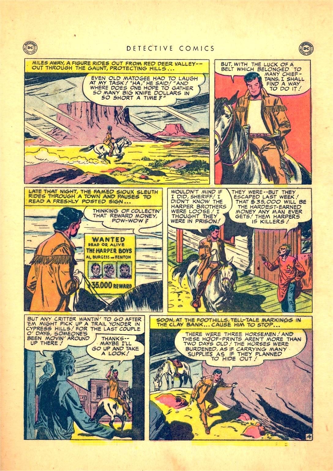 Read online Detective Comics (1937) comic -  Issue #166 - 41