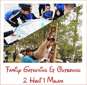 Family Gathering & Outbound Training 2 Hari 1 Malam