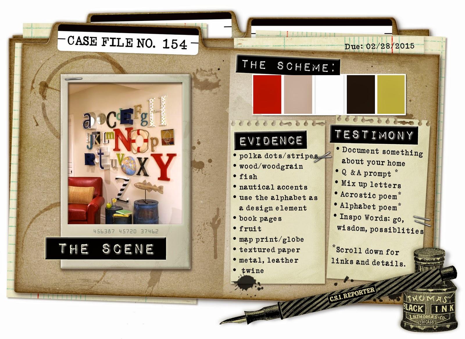 CSI case file #154