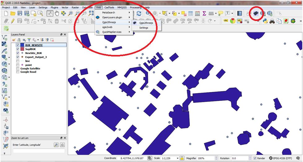 Geospatial Solutions Expert: Creating 3D buildings model in QGIS