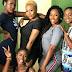#BBnaija 2018 Ladies Alex, Bambam Vandora, Anto and Koko Reunite, Share S3xy photo