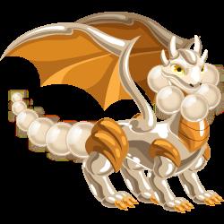 Dragón Perla (Adulto)