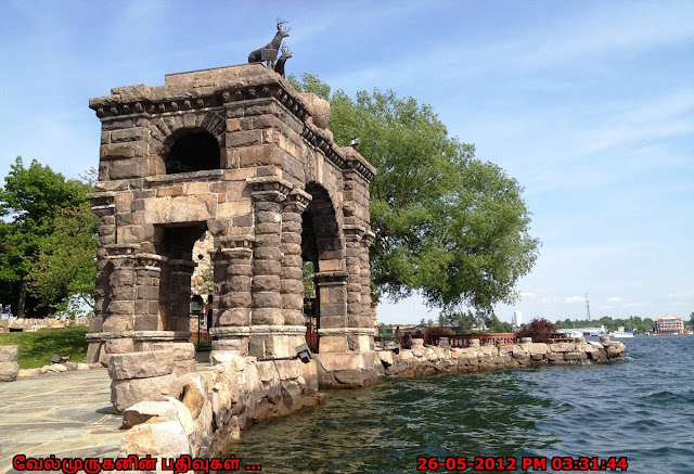 Thousand Islands Boldt Castle