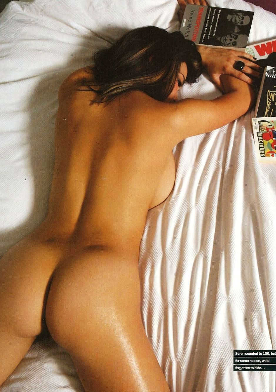Seren gibson fully nude