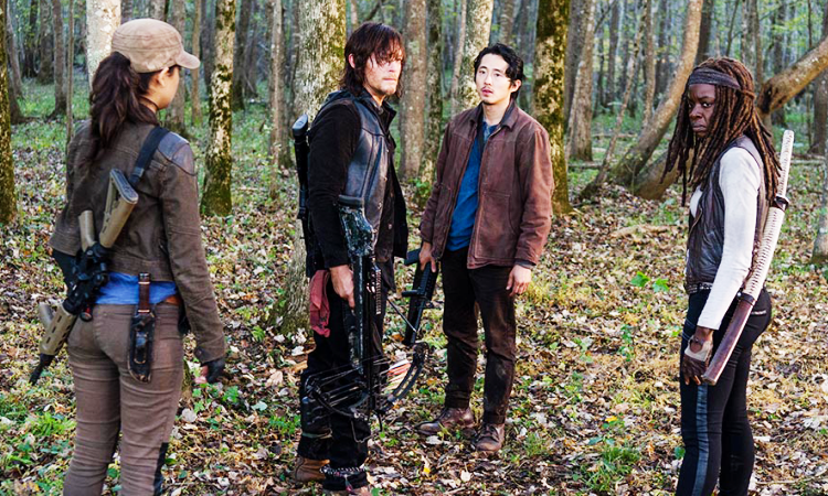 The Walking Dead East recap