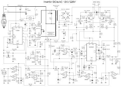 Chinese inverter voltage 12-200 volts 100 watts