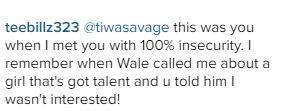 #TBT: OMG! Checkout This Tiwa Savage's Major Throwback Photo