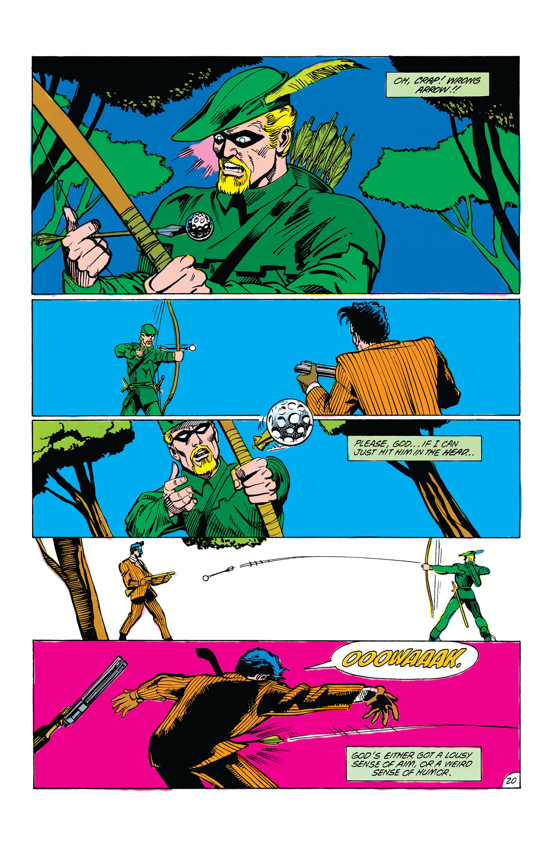 Read online Secret Origins (1986) comic -  Issue #38 - 19
