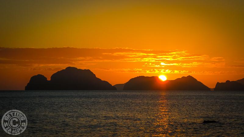 Beach, El Nido, Palawan, Las Cabanas, Holiday