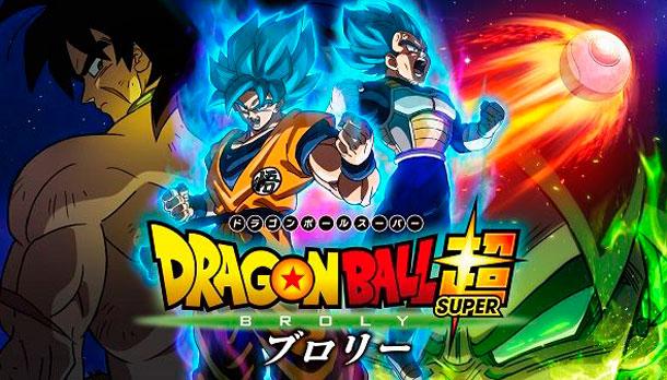 Resultado de imagen de dragon ball broly recaudacion