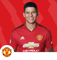 Players Manchester United Should Sell - Rojo