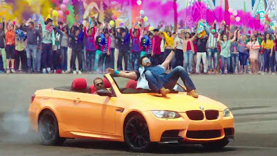 Golmaal Again Movie Arshad Warsi & BMW Car HD Photo