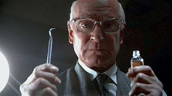 Laurence Olivier, terrifiant en dentiste nazi dans Marathon Man, de John Schlesinger (1976)
