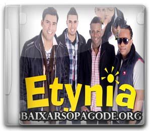 CD Etynia - Passei da Conta (2013)