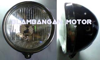 Reflektor/Lampu depan Honda CB
