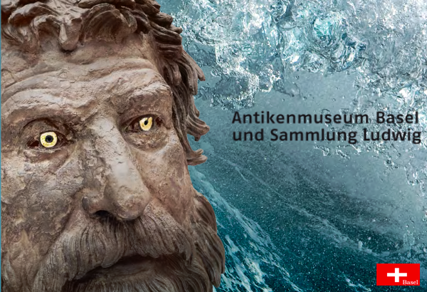 'The Sunken Treasure of Antikythera' at the Antikenmuseum Basel, Switzerland