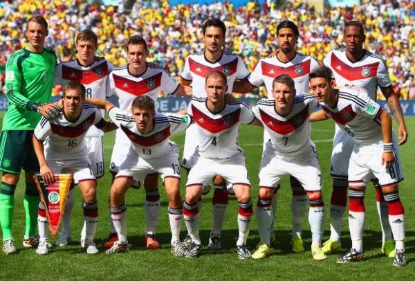 Copa do Mundo 2014 - O Tetracampeonato Mundial da Alemanha