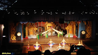 Thailand Musical Cabaret on Nong Nooch