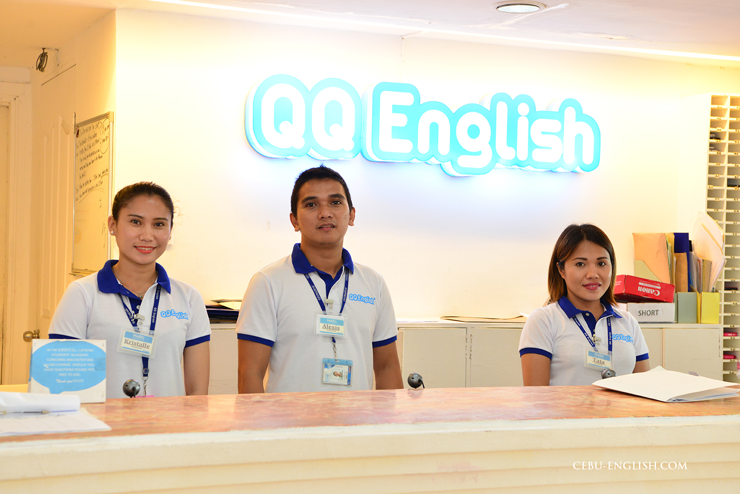 QQEnglish Official