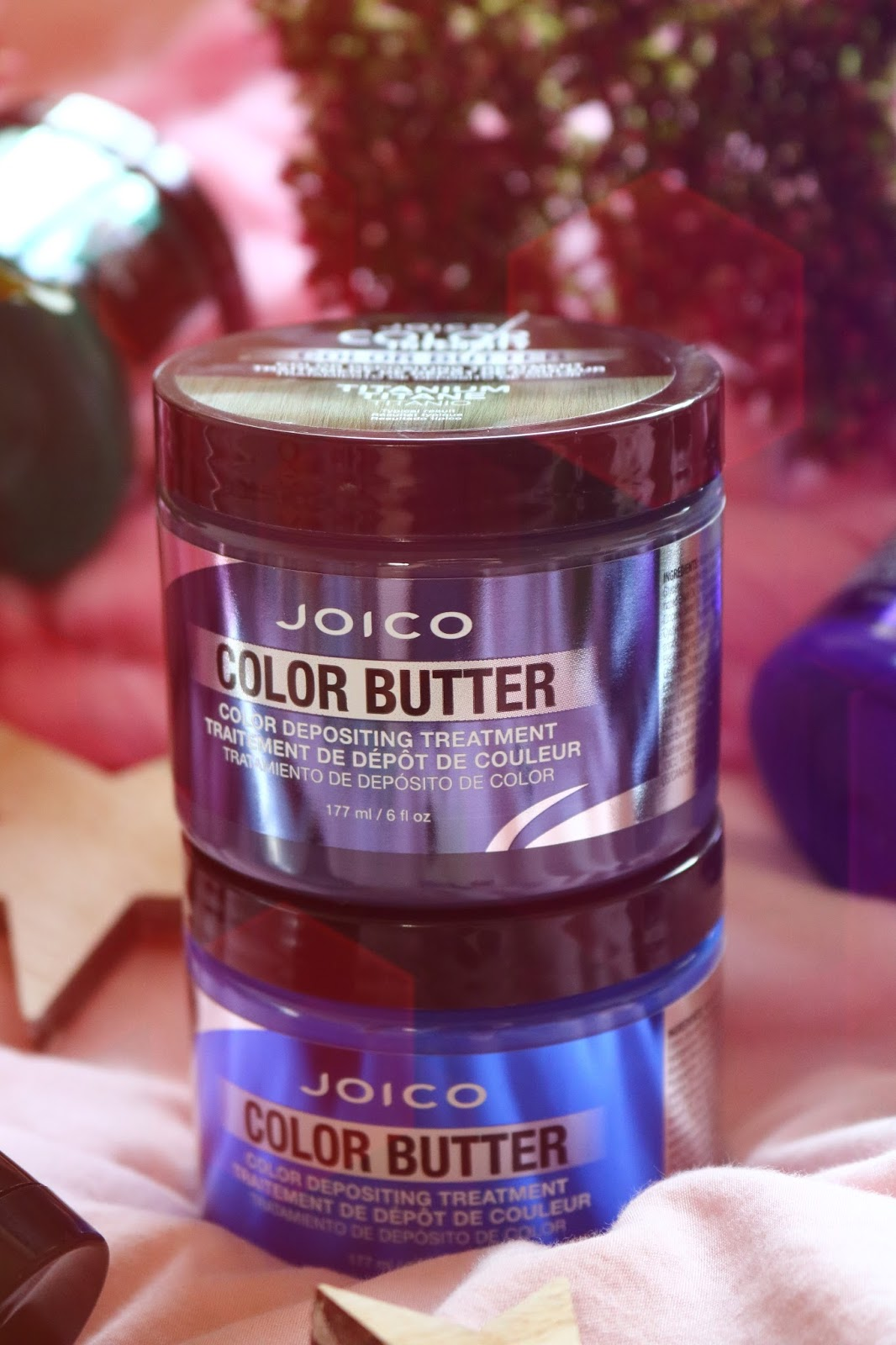 Halloween: Joico Colour Butters + Instatint