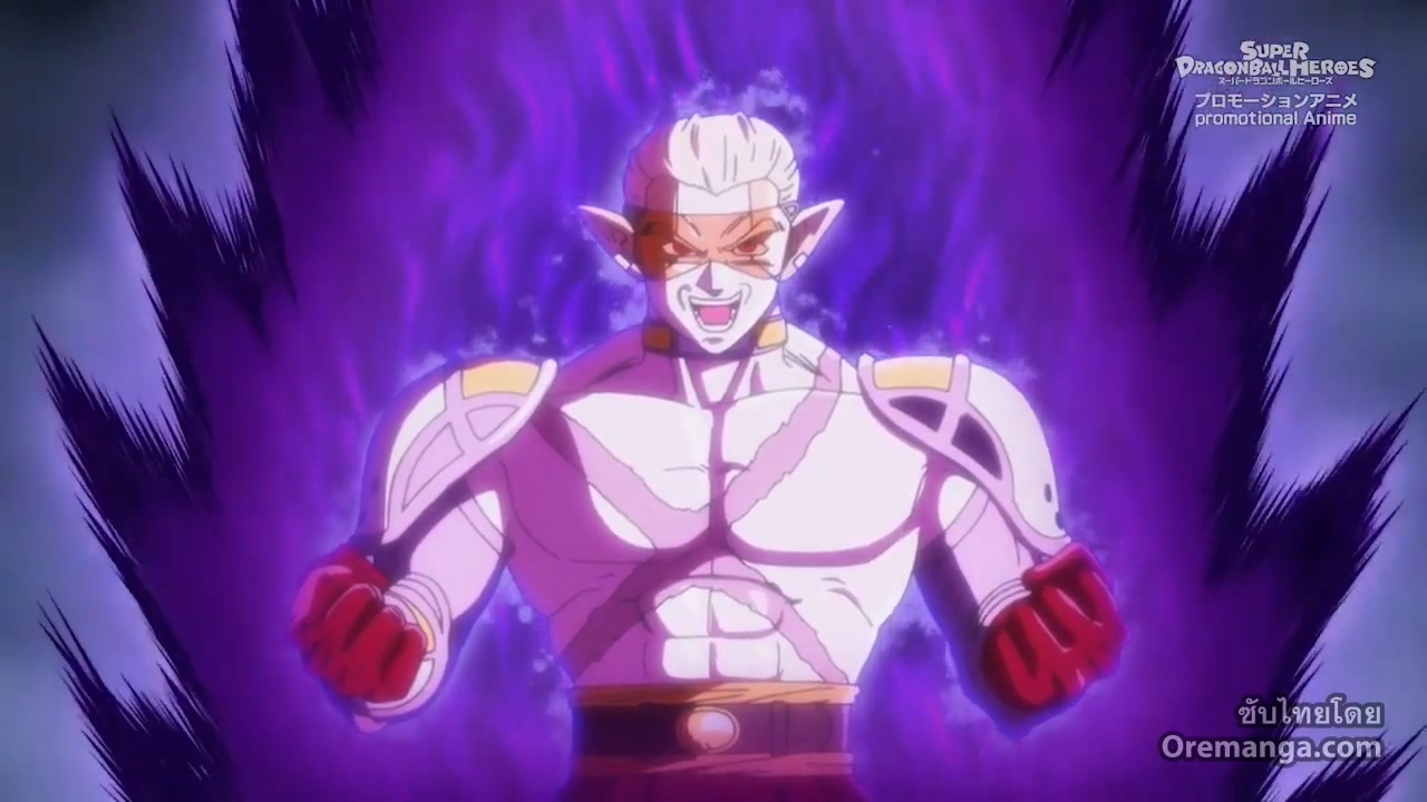 Super Dragon Ball Heroes: Universe Mission [ซับไทย] ตอนที่ 12 รวมพลยอดนักรบ! การต่อสู้ชี้ชะตาของจักรวาลที่ 7!