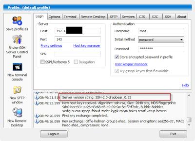Tutorial Setting atau Setup Dropbear pada VPS untuk SSH Debian 6