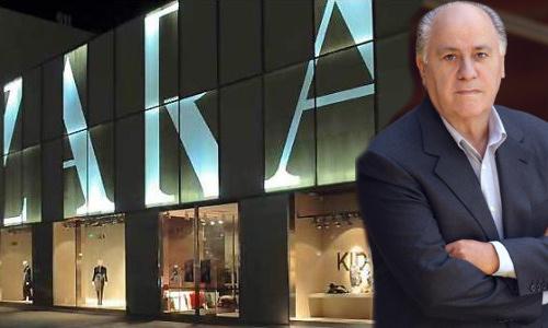Amancio Ortega dan Kisah Lahirnya Fashion Zara