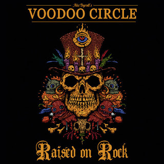 "Voodoo Circle - ""Running Away From Love"" (audio) from the album ""Raised on Rock"""