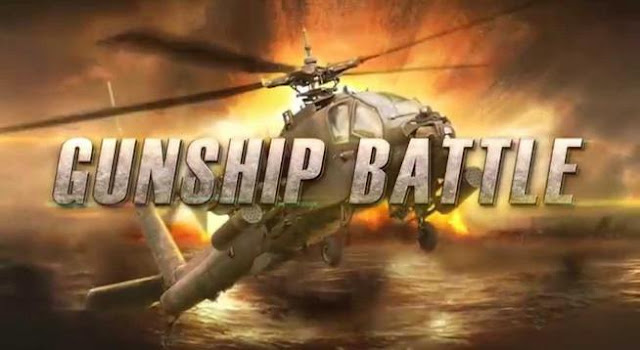 Game Pesawat Tempur Android Gunship Battle