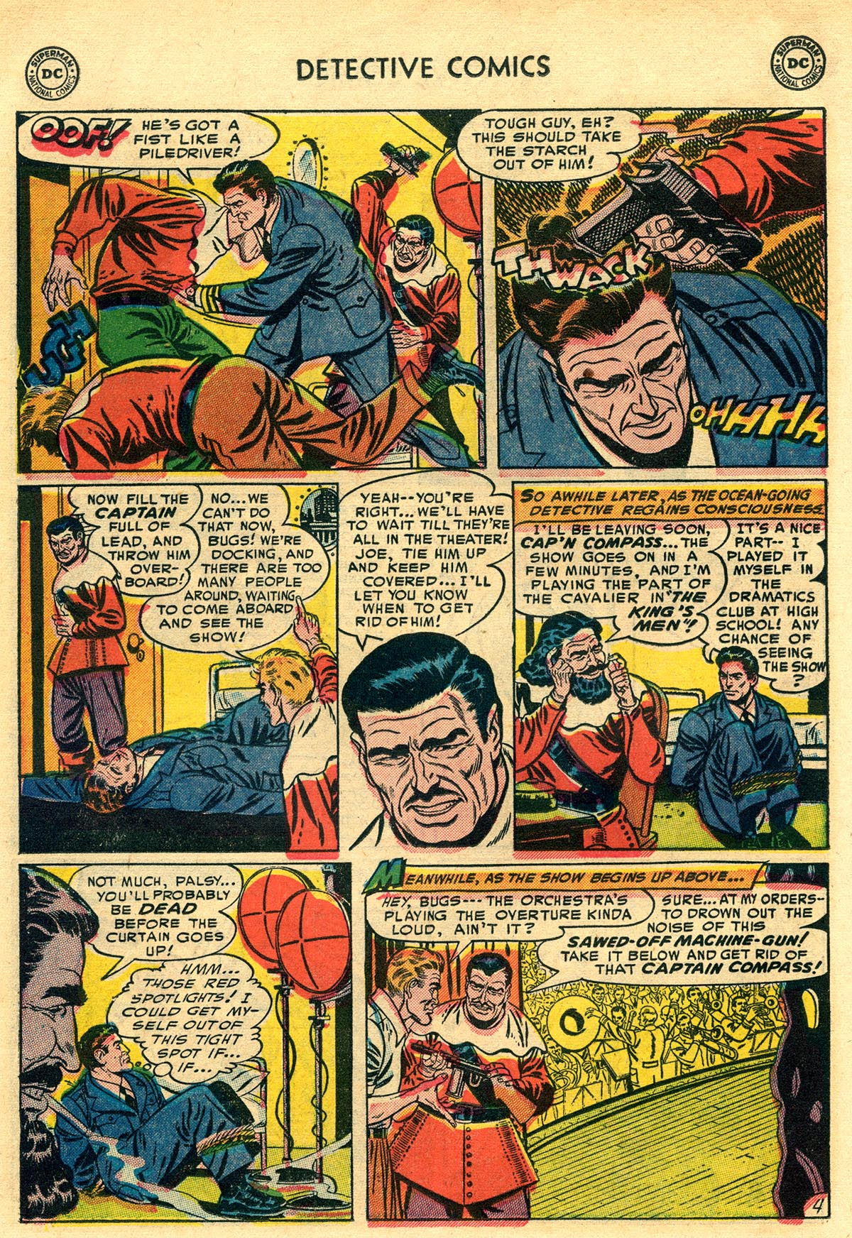 Read online Detective Comics (1937) comic -  Issue #203 - 28