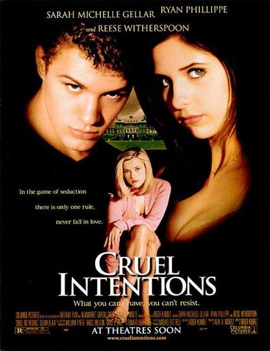 Ver Crueles intenciones (Cruel Intentions) (1999) Online