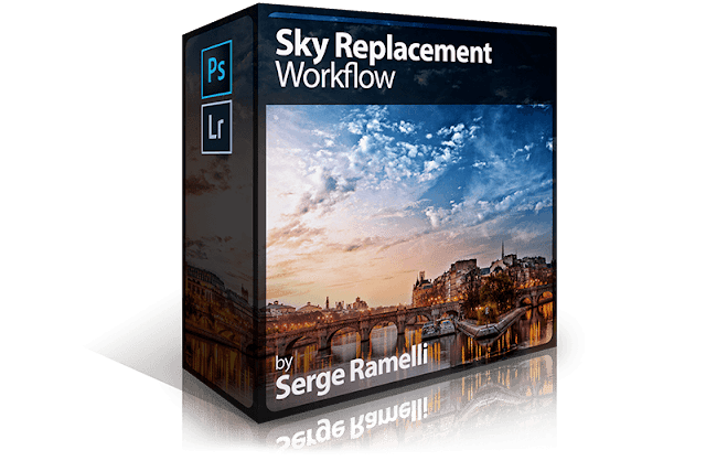 Sky Replacement Workflow