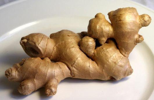Gambar rempah ratus halia ginger