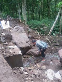 Tebing Longsor, Jalur Trawas – Ngoro Terputus