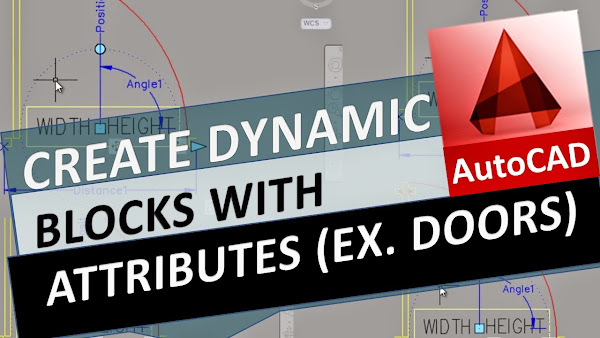 AutoCAD: Tutorials, Tips and Tricks: Create a Dynamic Block