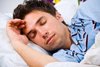 cara tidur nabi
