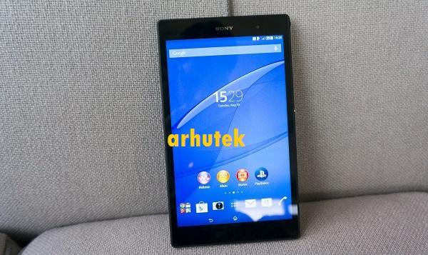 Harga Tablet Sony terbaru