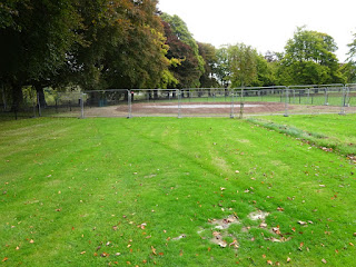 Bishops Meadow Putting Green in Hereford